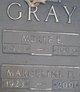 "Merle E ""Spanky"" Gray"