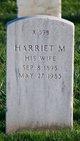 """Harriet Marion """"Hattie"""" <I>White</I> Haddock"""