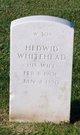 Hedwig <I>Whitehead</I> Klay