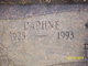 Profile photo:  Daphne Ann <I>Foster</I> Barr