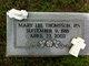 Mary Lee Thompson