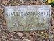 Profile photo:  Hallie D. <I>Nelson</I> Ashcraft