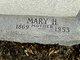 Mary H <I>Meyers</I> Lee