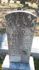 Profile photo:  J D Barrett