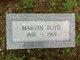 James Marvin Boyd