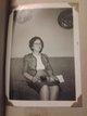 Mary Ethel <I>Williams</I> Baden
