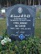 Profile photo:  Cyril Robert McGavin