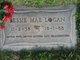 Bessie Mae <I>Stephens</I> Logan