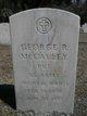 George R Mccauley