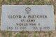 Lloyd Alvin Pletcher