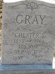 Chester S Gray
