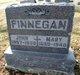 Profile photo:  Mary Ann <I>McCauley</I> Finnegan