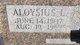 "Aloysius Louis ""Al"" Umscheid"