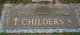 """John Thomas """"J.T."""" Childers, Jr"""