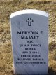 Mervyn E Massey