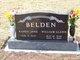 """William Glenn """"Bill"""" Belden, Sr"""