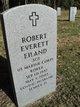 "Profile photo:  Robert Everett ""Bob"" Eiland"