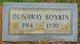 Dunaway Boykin