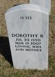 Profile photo:  Dorothy R. Kastner