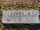 "Profile photo: Rev Absalom L. ""Abbie"" Carruth"