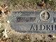 Profile photo:  Alfred Niconer Aldrin