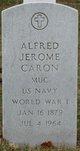 Profile photo:  Alfred Jerome Caron