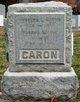 Profile photo:  Bertha <I>Wolff</I> Caron