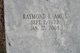 Raymond F Amos