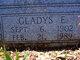 Profile photo:  Gladys E. <I>Spencer</I> Clardy