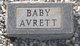 Profile photo:  Baby Avrett