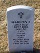 Marilyn F Eckert