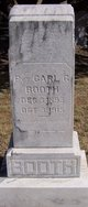 Profile photo: Pvt Carl G. Booth