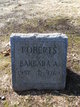 Profile photo:  Barbara A. Roberts