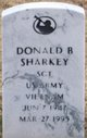 Profile photo:  Donald B Sharkey