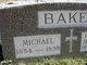 Profile photo: Dr Michael Baker