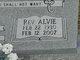 Profile photo: Rev Alvie Burris