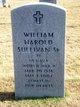 William Harold Sullivan, Sr