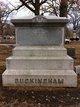 Maria <I>Jeakins</I> Buckingham