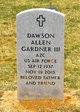 Profile photo:  Dawson Allen Gardner, III