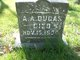 Profile photo:  A. A. Dugas