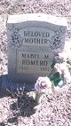 Mabel <I>Montoya</I> Romero