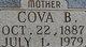 Profile photo:  Cova <I>Bratcher</I> Campbell