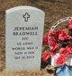 Jeremiah Bradwell, Sr