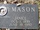 Profile photo:  Janice Mildred <I>Mosena</I> Mason
