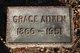 Profile photo:  Grace Aitken