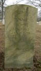 "Anne ""Tanni"" <I>Aloisio</I> Browne"