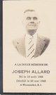 Joseph Honore Allard