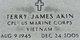 Corp Terry James Akin