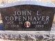 Profile photo:  John L Copenhaver
