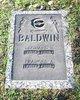 Frances Ailenn <I>Matthews</I> Baldwin